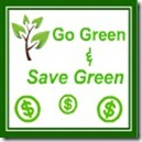 Go Green Save Green 2